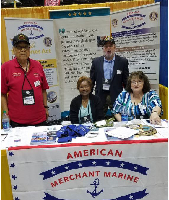 AMMV represented at the American Legion's 101st Convention