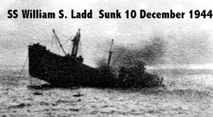 Surviving Merchant Marine Veteran of the SS William S. Ladd to attend AMMV Convention