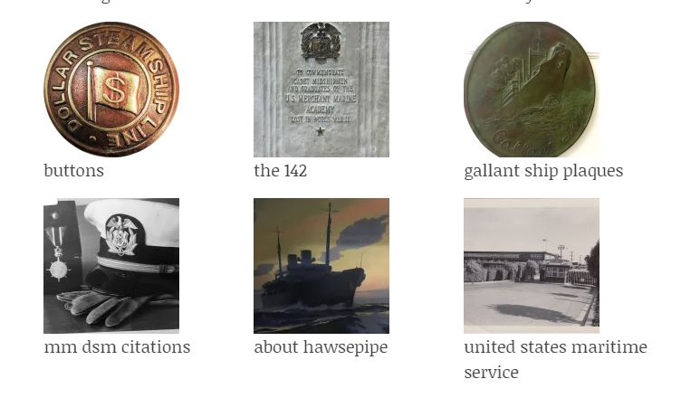 Hawsepipe: A Repository for Topics Related to the American Merchant Marine